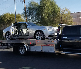 Free Towing on Any Collision Repair