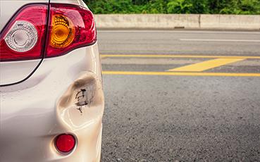 Bumper Repair Special San Jose