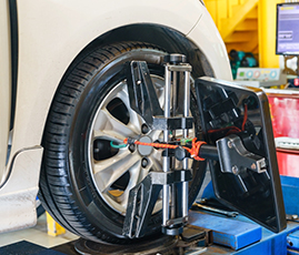 Wheel Alignment and Suspension