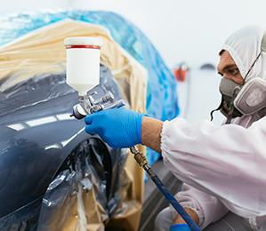 Auto Body Paint Center