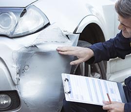 Auto Body Damage Inspection