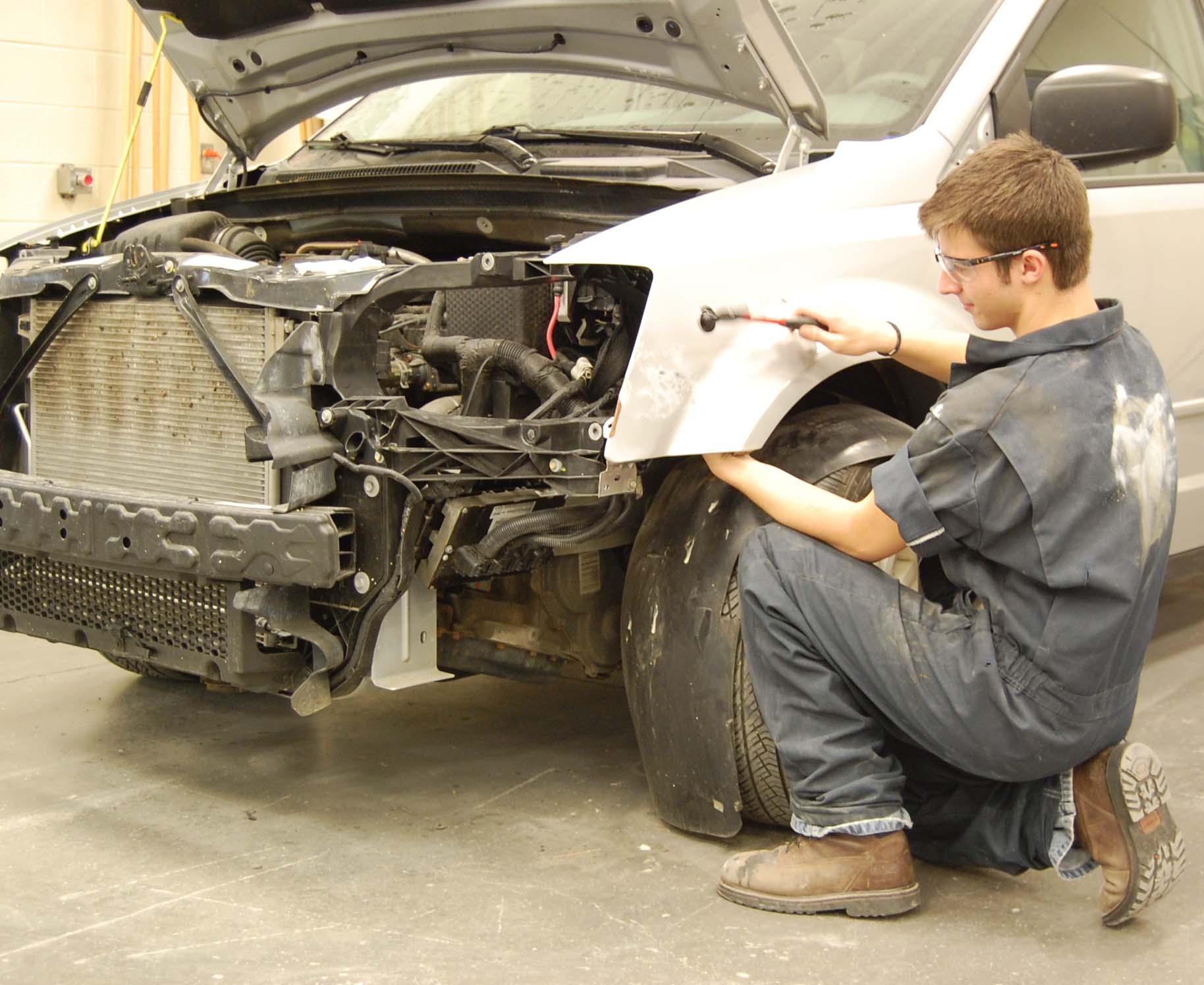 Accidental Auto Body Repair